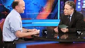 Right on the Money: Jon Stewart Blasts Jim Cramer