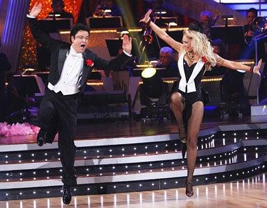 Dancing With The Stars - Season 9 - Donny Osmond and Kym Johnson