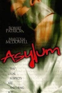Asylum as Nicholas Tordone
