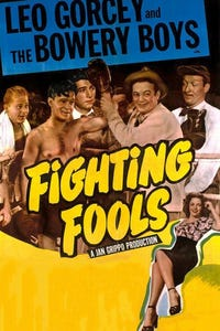 Fighting Fools as Fight Announcer