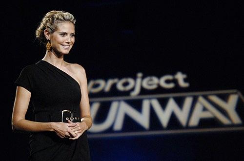 """Project Runway - Season 4 - """"Trendsetter"""" -  Heidi Klum"""