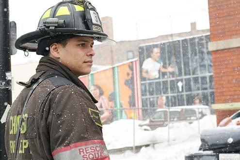 "Chicago Fire - Season 2 - ""A Rocket Blasting Off"" - Charlie Barnett"