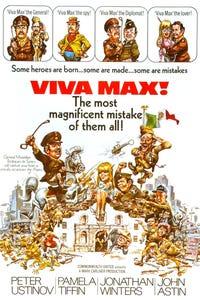 Viva Max! as Customs Guard Collins