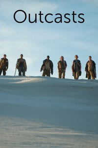 Outcasts as Cass Cromwell