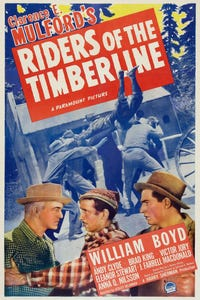 Riders of the Timberline as Baptiste