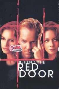 Behind the Red Door as Father