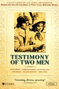 Testimony of Two Men as Adrian Ferrier