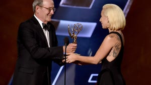 Emmys: Richard Jenkins Was More Impressed with Lady Gaga Than His Award