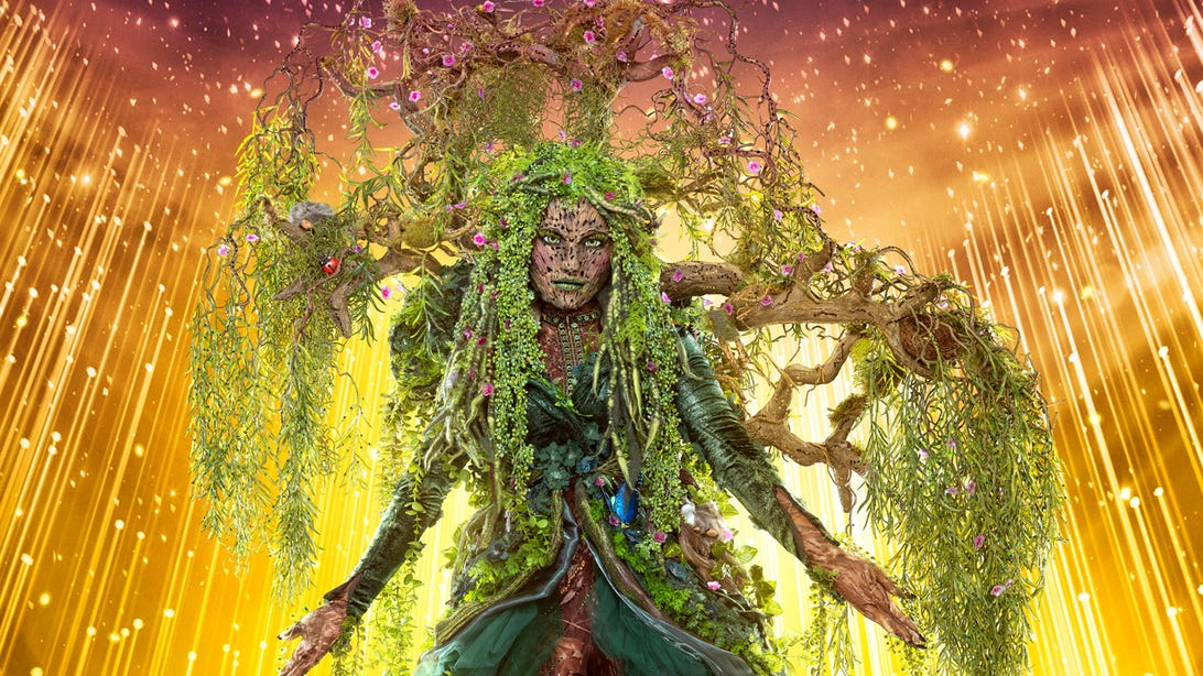 Mother Nature, The Masked Singer