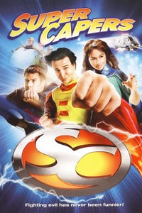 Super Capers as Will Powers