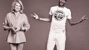 Snoop Dogg and Martha Stewart Are Doing a Reality Show Together