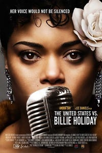 The United States vs. Billie Holiday as Tallulah Bankhead