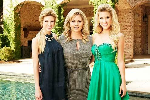 Chrisley Knows Best - Season 1 - Lindsie Chrisley Campbell, Julie Chrisley and Savannah Chrisley