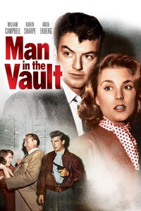 Man in the Vault as Flo Randall