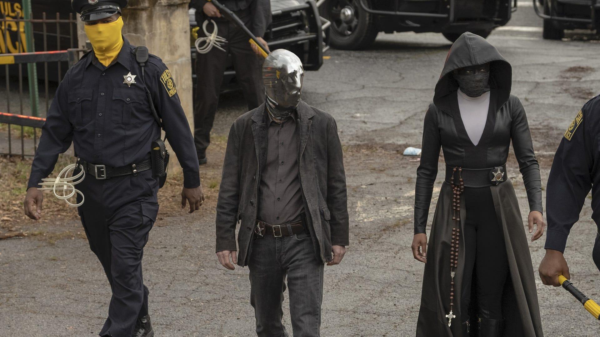 Tim Blake Nelson, Regina King; Watchmen
