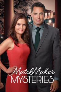 MatchMaker Mysteries as Angie Dove