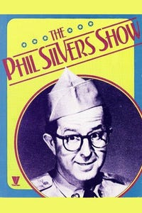 The Phil Silvers Show as Mme. Flossie