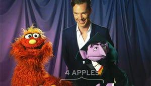 VIDEO: Benedict Cumberbatch Brings Sherlock to Sesame Street