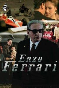 Ferrari as Enzo Ferrari