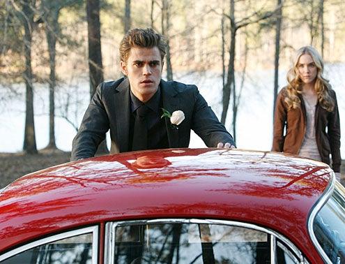 "Vampire Diaries - Season 1 - ""Miss Mystic Falls"" - Paul Wesley"