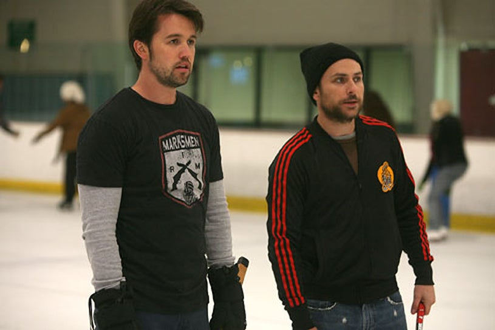 "It's Always Sunny in Philadelphis - Season 6 - ""Mac's Big Break"" - Rob MacElhenney and Charlie Day"