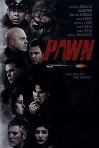Pawn as Man in Suit