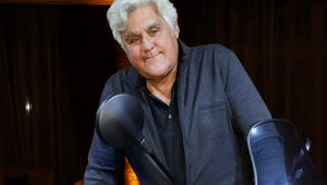 """Jay Leno Is Glad He's Not in """"So Serious"""" Late Night Anymore"""