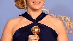 Kate Winslet Wins Golden Globe for Best Supporting Actress
