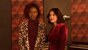 Lucy Hale Would Love to See Camila Mendes on a Katy Keene/Riverdale Crossover