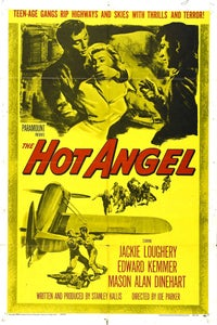 The Hot Angel as Lynn Conners