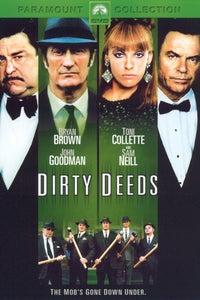 Dirty Deeds as Sharon