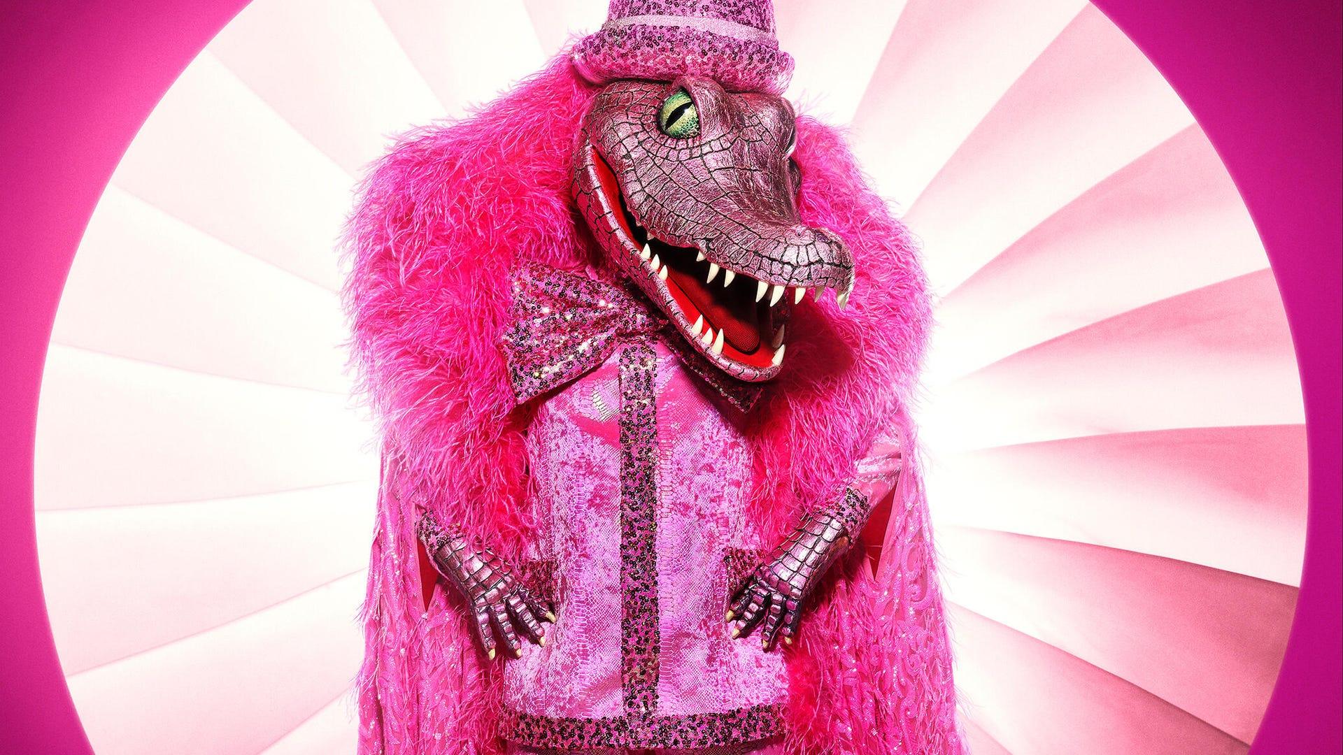 Crocodile, Masked Singer