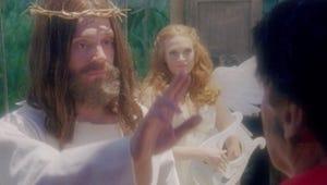 How Angela Bassett Brought American Horror Story: Cult's Wildest Scene Yet to Life