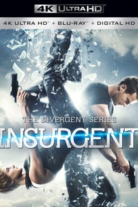 The Divergent Series: Insurgent as Jack Kang