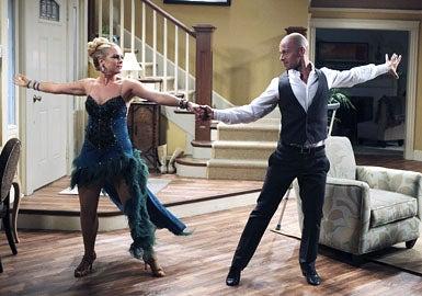 "Melissa & Joey - ""Dancing With The Stars of Toledo"" - Melissa Joan Hart and Joey Lawrence"