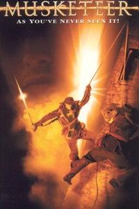 The Musketeer as D'Artagnan