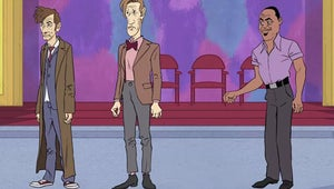 Exclusive: Cartoon Network's MAD Spoofs Doctor Who and Whose Line is it Anyway?