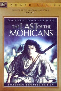 The Last of the Mohicans as Hawkeye