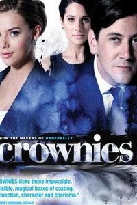 Crownies as Janet King