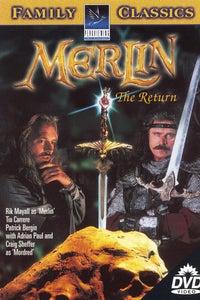 Merlin: The Return as Dr. Joan Maxwell