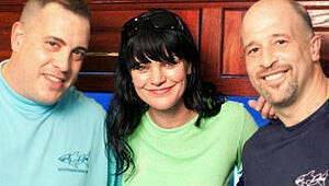NCIS' Pauley Perrette Teams With Animal Planet's Tanked for Charity