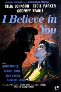 I Believe in You as Jordie Bennett