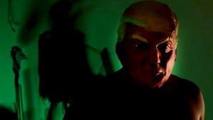 Watch American Horror Story: Cult's Terrifying Title Sequence