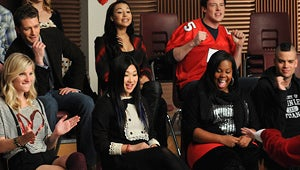 Glee Extra Spoils Prom King and Queen on Twitter; Producer and Gleeks Lash Out