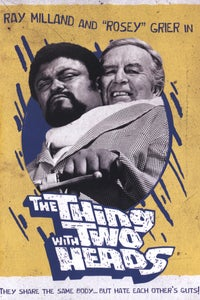 The Thing with Two Heads as Maxwell Kirshner