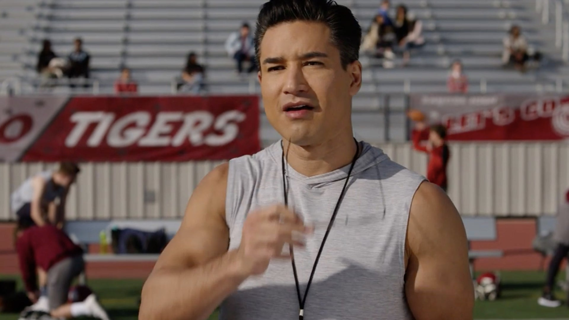 ​Mario Lopez, Saved By the Bell