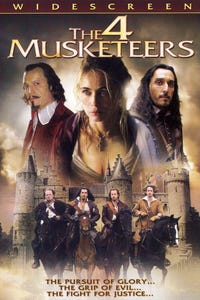 The 4 Musketeers as Richelieu