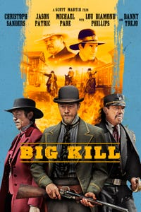 Big Kill as Johnny Kane