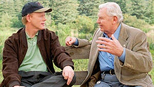 Keck's Exclusives: Ron Howard Remembers Andy Griffith