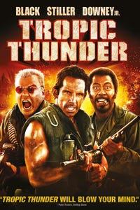 Tropic Thunder as Kirk Lazarus
